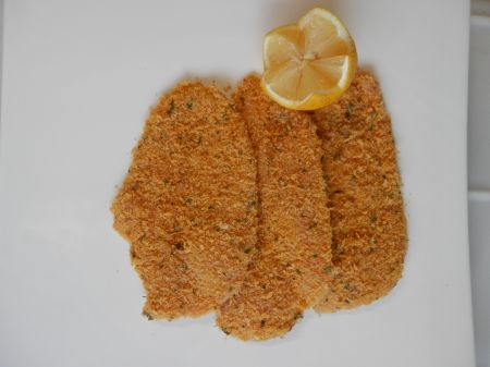 Chicken Breast Crumbed