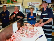 Booking to Attend a Butchery Workshop