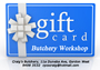 gift card ButcheryWksp90